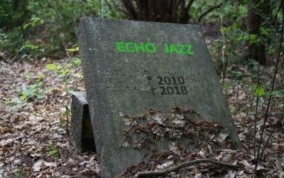 ECHO Jazz ist tot. Foto: Hufner