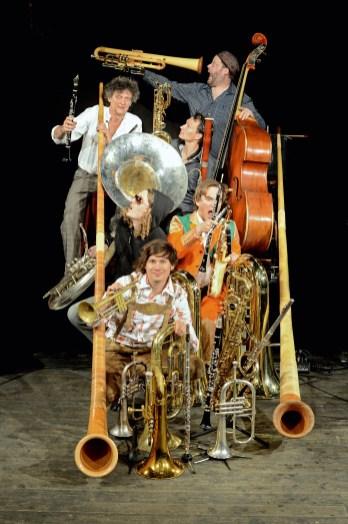 "Matthias Schriefls ""Six Alps & Jazz"" aus dem Allgäu"