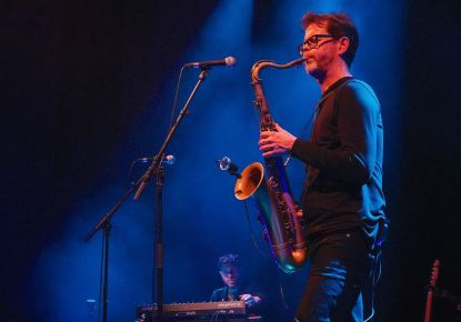 Donny McCaslin, Szene, Salzburg, Jazz & The City, Foto Ralf Dombrowski