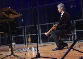 Markus Stockhausen, Mozarteum, Solaris, Salzburg, Jazz & The City, Foto Ralf Dombrowski