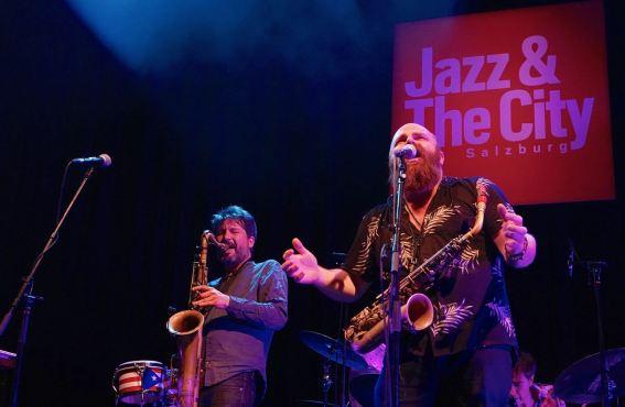 nn, Thomas de Pourquerry, Szene, Salzburg, Jazz & The City, Foto Ralf Dombrowski