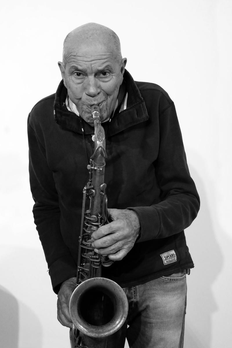 Heinz Sauer- Foto TJ Krebs jazzphotoagency@web.de