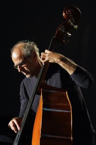 Michel Benita (Florian Weber Quartett)