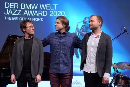 Derzeit Luxembourgs bester Jazz-Export: Reis-Demuth-Wiltgen Trio. Foto: TJ Krebs