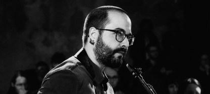Mark Weschenfelder. Foto: Initiative Leipziger Jazzmusiker e.V.