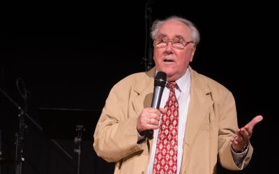 Karlheinz Drechsel (2013). Foto: Hufner