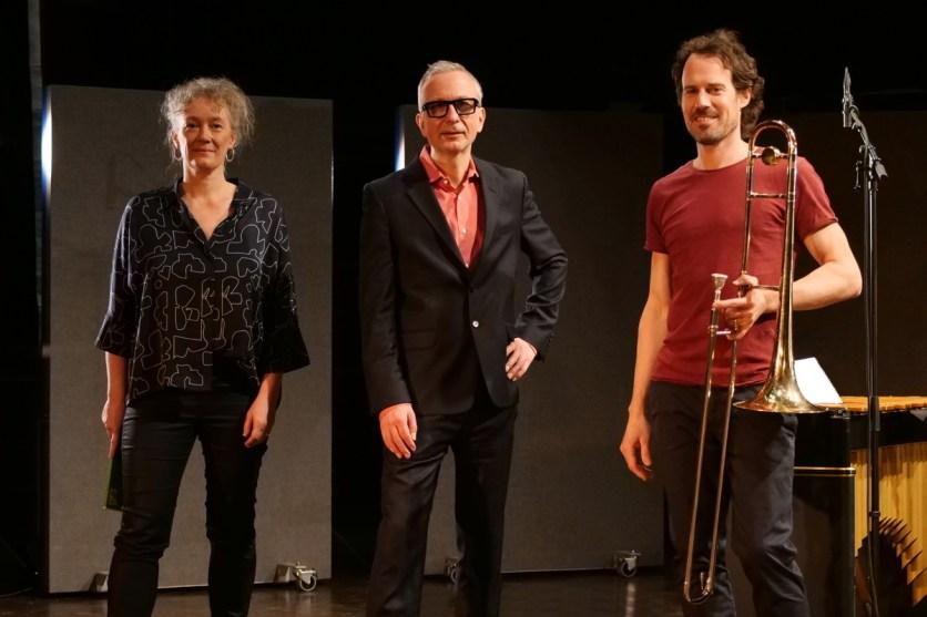 Drei für die Beatles: Hülsmann–Dell–Wogram. Foto: TJ Krebs