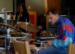 Max Andrzejewski und Johannes Schleiermacher. Foto: Stefan Pieper