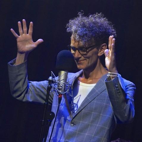 Christian Reiner (voc) u.a., Fünf, Nexus, 41.Jazzfestival Saalfelden, Photo (c) Ralf Dombrowski