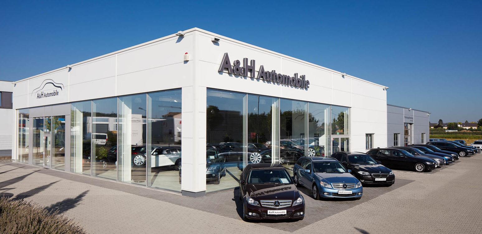 Jochen Brill | Hallen- U. Industriebau Gmbh | Autohäuser