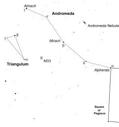 andromeda and triangulum [ 1764 x 1782 Pixel ]