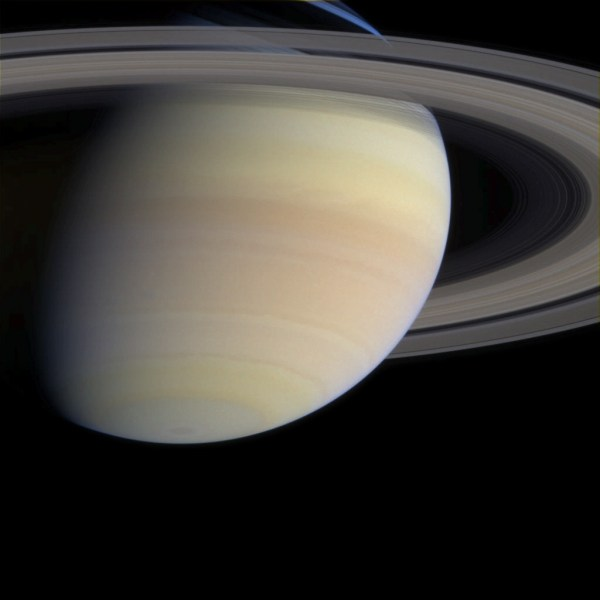 Planet Saturn NASA Cassini