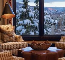 Chalet Mountain Interiors Designer