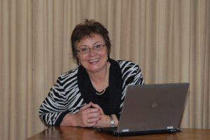 Elza Van Lingen, the DA member of Parliament Municipality.