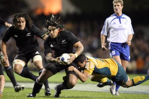 Ma'a Nonu will be heading to France after the 2015 World Cup