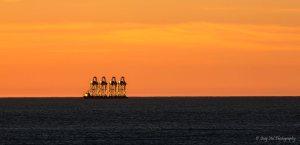 Jeffreys Bay ship JN
