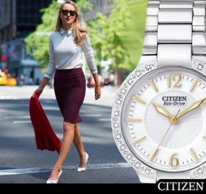 citizen eco drive advert