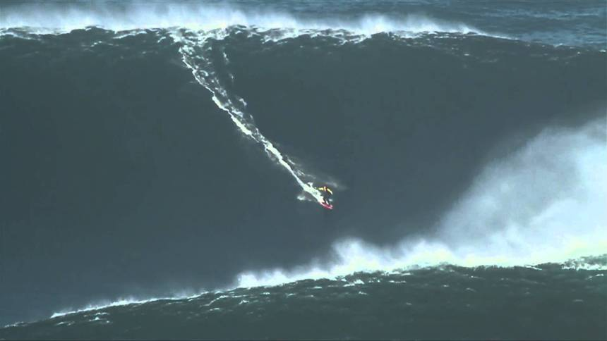 biggest wave ever ridden