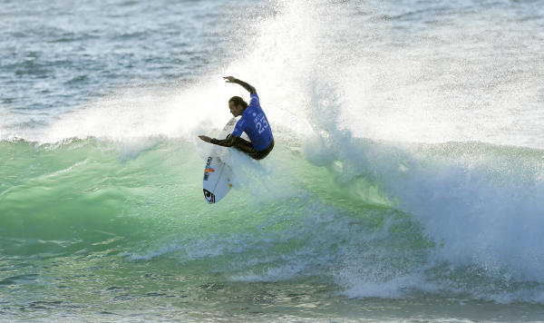 Jordy Smith. Photo: WLS/ Kelly Cestari