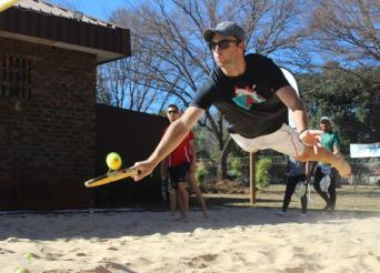 Kia beach tennis tour cape st francis st francis bay