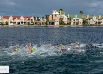 SA Open Water Swim Champs Jeffreys Bay Marina Martinique