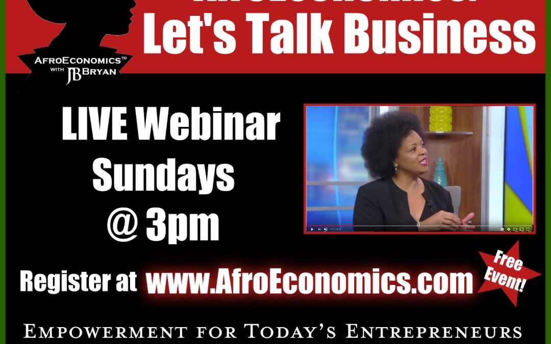 Let's Talk Business!