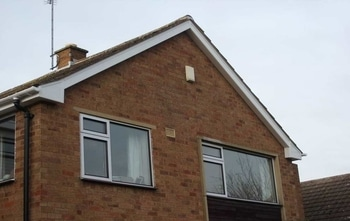 Fascia, Soffit And Guttering