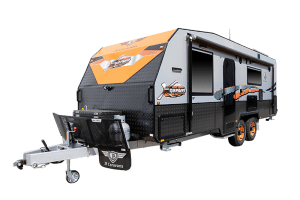 JB Caravans Dirt Roader
