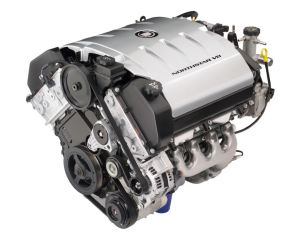 2010 Cadillac DTS LD8 46L V8 Northstar Engine  Picture