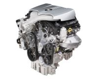 2004 Cadillac SRX 3.6L V6 Engine - Picture / Pic / Image