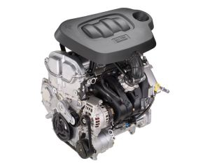 2008 Chevrolet HHR 24L 4cylinder Engine  Picture  Pic