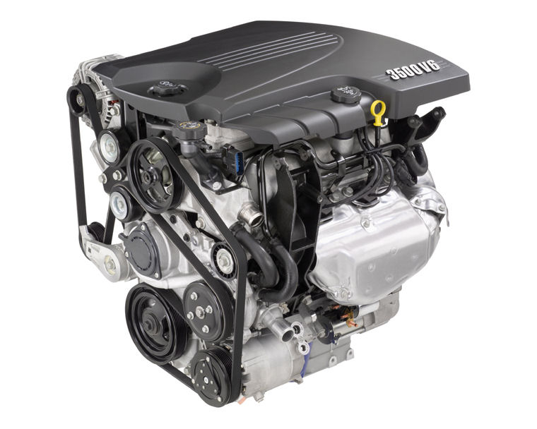 Gm Lt Engine V6