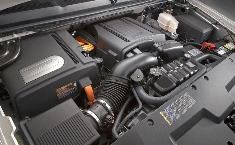 4 2 Liter Ford Engine Diagram 2010 Chevrolet Silverado 1500 Hybrid 6 0l V8 Engine