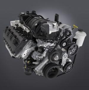 2009 Dodge Ram 1500 Sport 57L V8 Hemi Engine  Picture