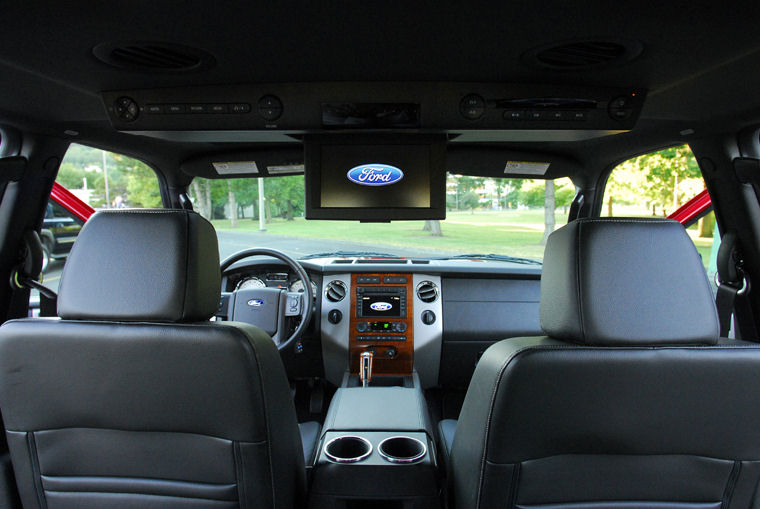 2009 Ford Expedition Interior Picture Pic Image