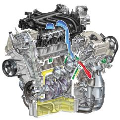 2002 Subaru Wrx Engine Diagram Xlr Mic Wiring Refresh To Reload Plete 2007 Ford Fusion 3.0l 6-cylinder - Picture / Pic Image