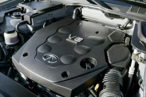 2005 Infiniti FX35 35l V6 Engine  Picture  Pic  Image