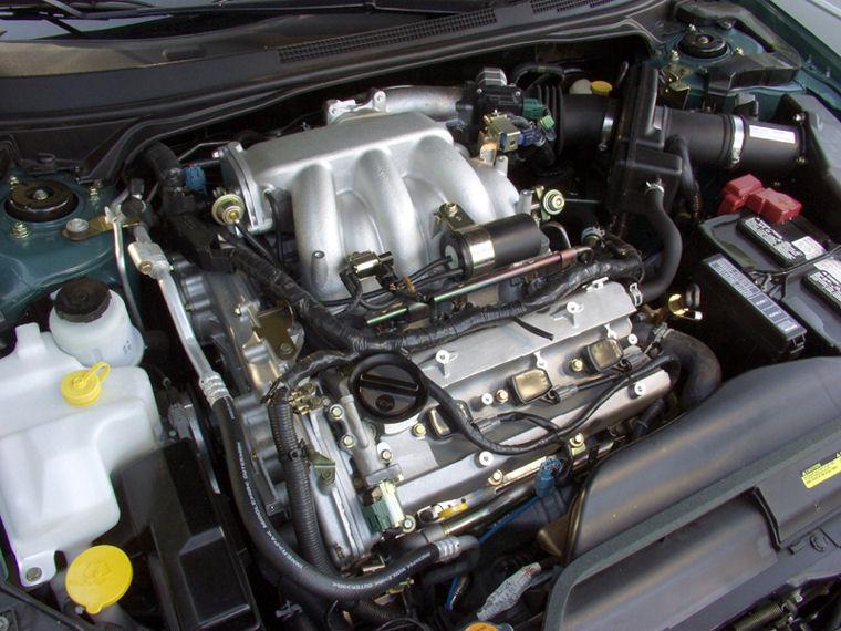 Wire Harness Diagram 97 Maxima 2004 Nissan Altima 3 5l V6 Engine Picture Pic Image