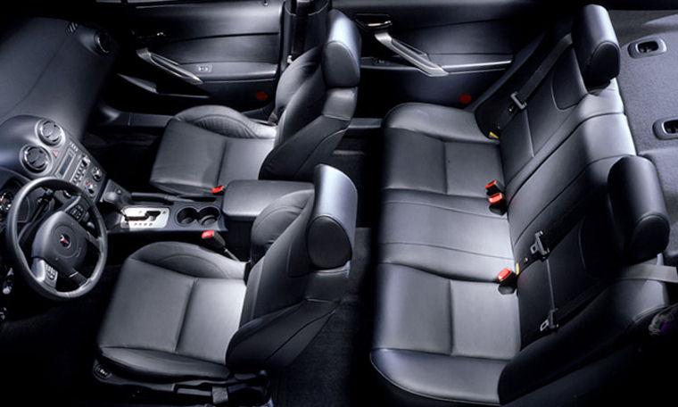 2005 Pontiac G6 Interior Picture Pic Image