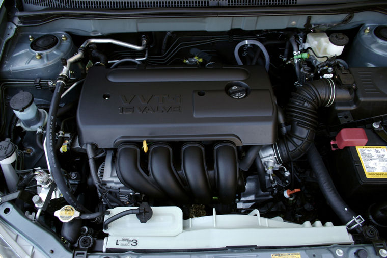 2000 toyota corolla engine diagram 4runner wiring 2005 le 1.8l 4-cylinder - picture / pic image