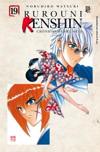 Rurouni Kenshin #19