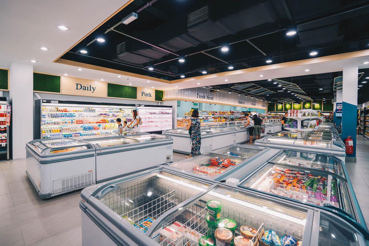 超好逛! 錦合生鮮超市Sri Yaacob總店裝潢升級猶如外國超市 · 8月總店專享優惠與福利整理給你看