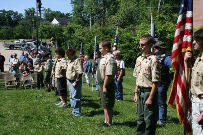 Scouts of Troop 443
