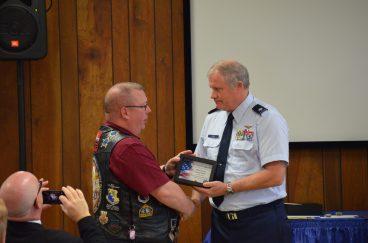 Ohio Patriot Guard is recognized