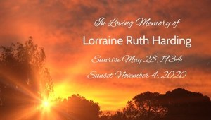 Memorial video slideshow for funeral service composed of 20 pictures custom music and video transitions