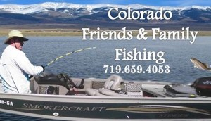 Promotion video for local Colorado fishing guide specializing in trout lake fishing