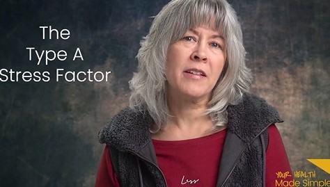 Promotional video recorded in studio for a health focused business located in Colorado Springs