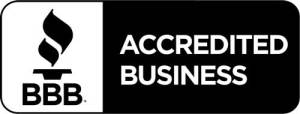 BBB Accredited business logo Colorado Springs