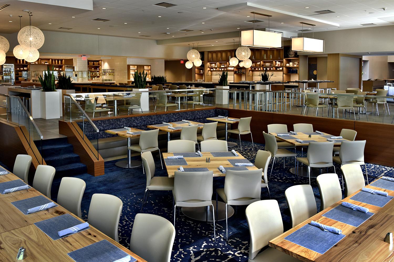 Jb Duke Hotel Restaurant & Bars Dining In Durham Nc