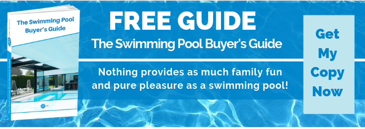 Swimming pool buyers guide button